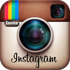 Instagram Logo on Think Like A Model