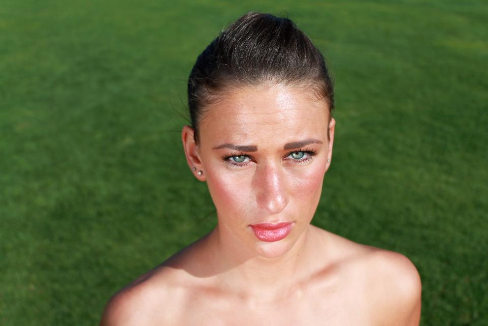 Think Like A Model Alexandra Melnick