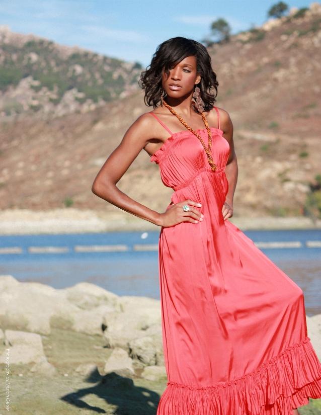 Think Like A Model Kimberly Lola 2010 Calendar