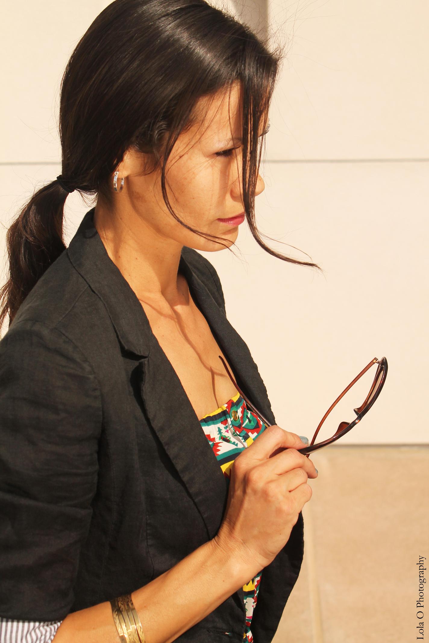 Think Like A Model - Featured Model Elena